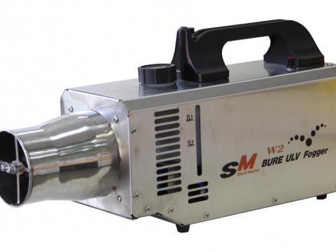 Máy phun hóa chất không dây Cordless ULV fogger BURE W2